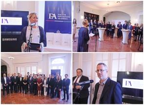 A Vállalati Diplomácia Program első képzési éve sikerrel zárult