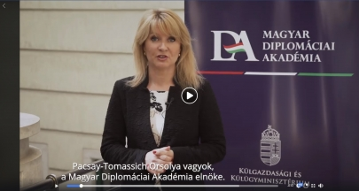 Elindult a jelentkezés a Diplomataképző Programra!