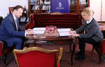 A Magyar Diplomáciai Akadémia legújabb partnere a GE Magyarország