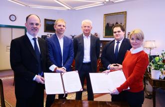 Együttműködési megállapodás született a Deloitte tanácsadó cég és a Magyar Diplomáciai Akadémia között
