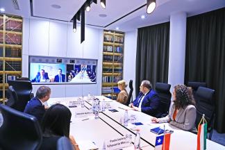 Együttműködési megállapodás a chilei és a Magyar Diplomáciai Akadémia között