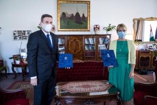 A Hell Energy Magyarország Kft. a Magyar Diplomáciai Akadémia legújabb partnere