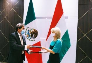 Együttműködési megállapodás született a magyar és a mexikói diplomáciai akadémia között