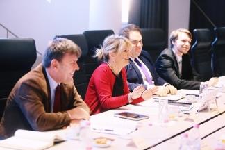 Műhelytalálkozó diplomáciai akadémiák vezetőivel